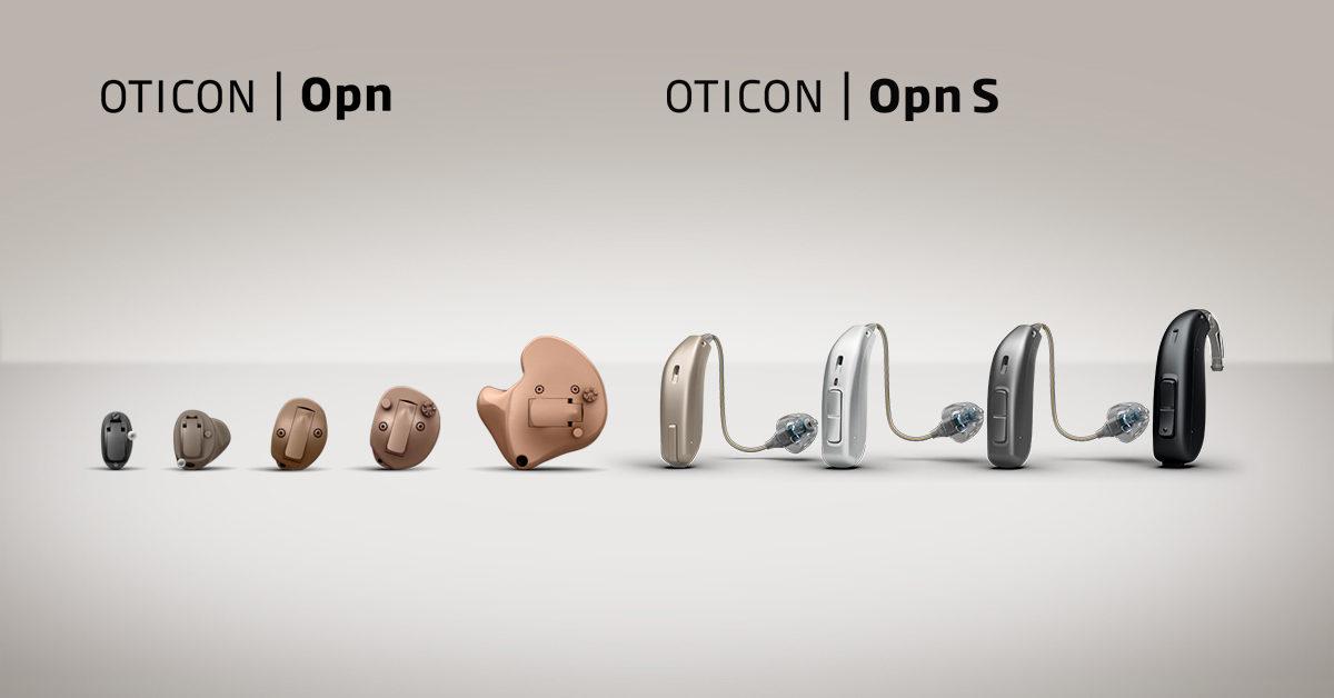 オーティコン補聴器のご紹介